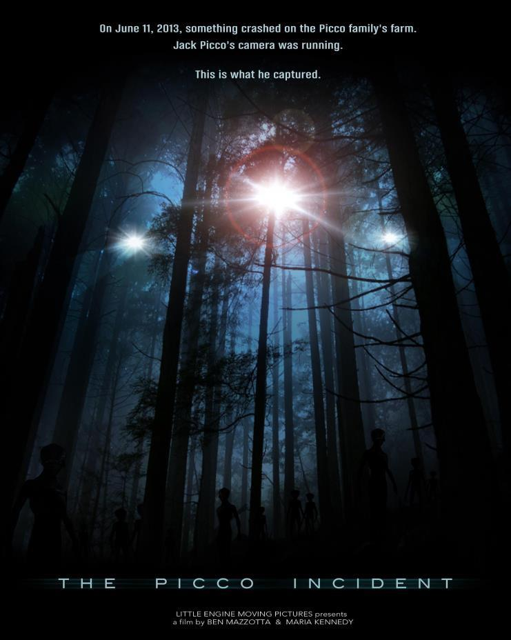 "Five Quick Questions with Maria Kennedy Mazzotta – ""The Picco ... Ufo 2013 Movie"