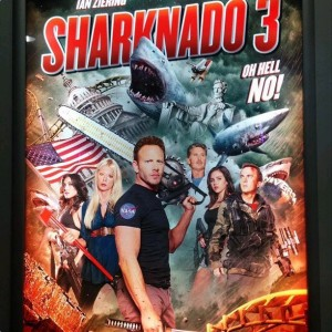 sharknado3 cover