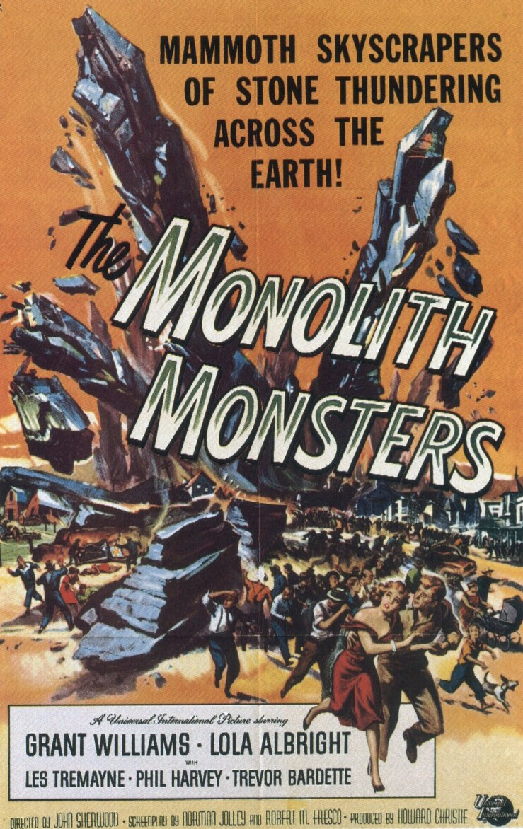 1957-monolith-monsters-the-poster
