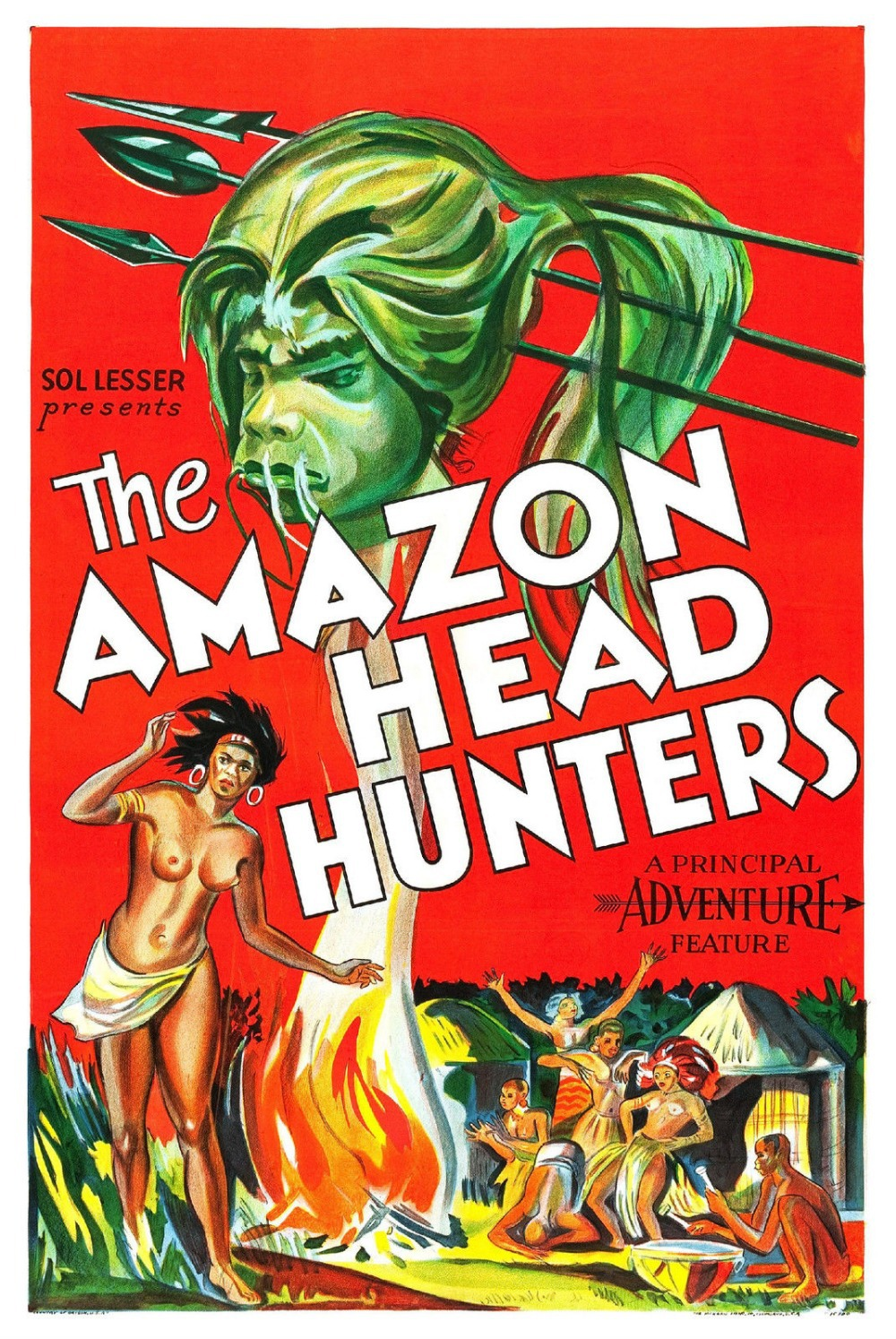 AMAZON-HEAD-HUNTERS