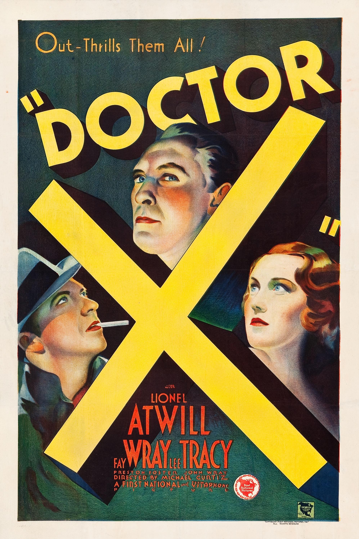Doctor-X-1932