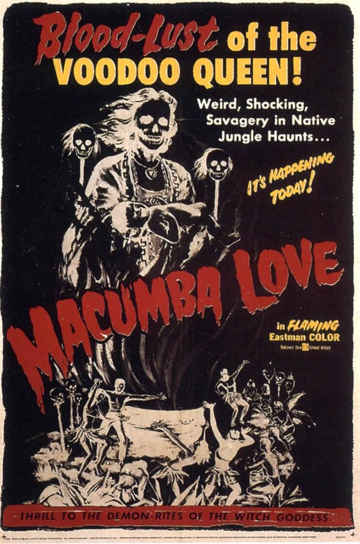 MACUMBA-LOVE