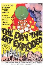 Sky Exploded