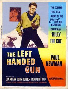 the-left-handed-gun-poster