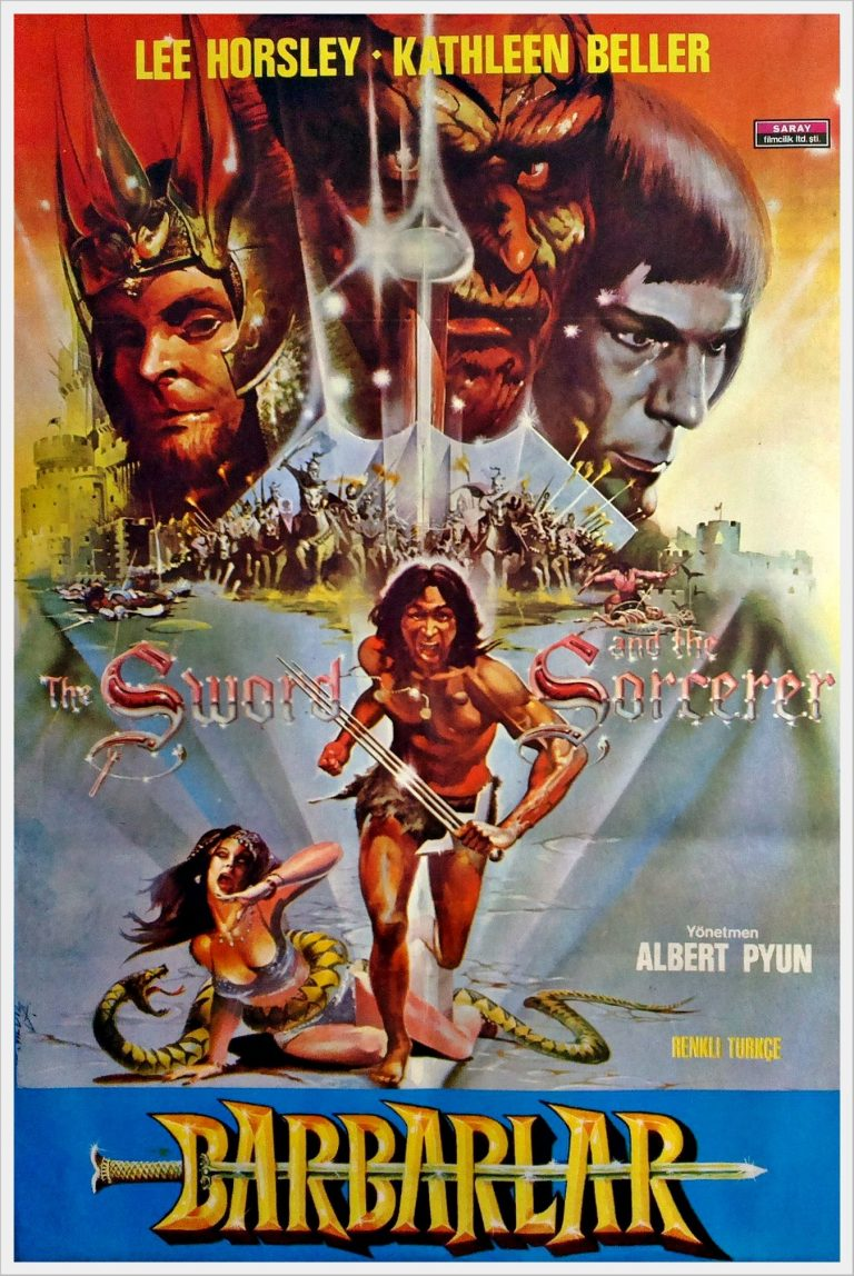 The Sword and the Sorcerer 1982 Full Movie Online
